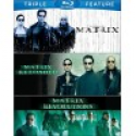 Deals List: The Matrix / Matrix Reloaded / Matrix Revolutions (Blu-ray)