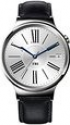 Deals List: Huawei Watch Stainless Steel with Black Suture Leather Strap (U.S. Warranty)