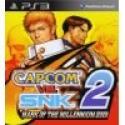 Deals List: Capcom Vs SNK 2: Mark Of The Millennium - PS3 [Digital Code]