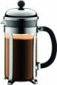 Deals List: Bodum Chambord 8 cup French Press Coffee Maker, 34 oz., Chrome