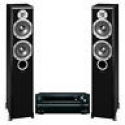 Deals List:  Onkyo TX-NR646 7.2-Channel AV Receiver w/2 Infinity Primus P253 Speakers