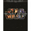 Deals List: Star Wars: The Force Awakens Blu-ray + DVD + Digital HD 3-Disc Set