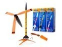 Deals List: Estes Ready-to-Fly Rocket Bundle (Helicat + 3 Rockets)