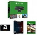 Deals List: Xbox One 1TB Console - 3 Games Bundle + Amazon.com $50 Gift Card (Physical Card) + Halo 5 Limited Edition + Forza Horizon 2 (Digital Code)