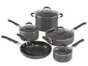 Deals List: Calphalon Hard-Anodized Cookware 10Pc Set