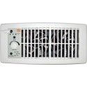 Deals List: Suncourt Flush Fit Register Booster Fan (White, HC500-W)