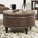 Deals List: Taylor Round Storage Ottoman + Free $20 Kohls Cash
