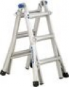 Deals List: Werner MT-13 13-Foot Aluminum Telescoping Multi Position Ladder (300 lbs Load Capacity)