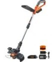 Deals List: WORX WG156 20V Li-Ion Cordless Trimmer/Edger w/ 2 Batteries