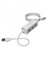 Deals List: Hawking Technology 3-Port USB 2.0 Hub/Easy Link File Sharing for Windows and Mac (HU2P4)