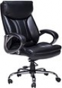 Deals List: VIVA OFFICE High Back Thick Padded Bonded Leather Office Managerial Chair