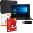 Deals List: HP 15-ac143dx Laptop, Microsoft Office 365, Internet Security Software, Sleeve & Flash Drive Package