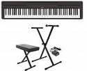 Deals List: Yamaha P-45 88-Key Digital Piano + On-Stage KPK6520 Keyboard Stand/Bench with Sustain Pedal