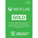 Deals List: Microsoft Xbox LIVE 12 Month Gold Membership for Xbox 360/XBOX ONE