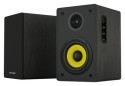 "Deals List: Thonet & Vander - Kurbis 5.25"" 300W Bluetooth Speakers (Pair) - Black/Yellow"