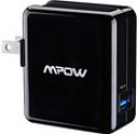 Deals List: Mpow Quick Charge 2.0 30W 2 Ports USB Car Charger Adapter (with 20AWG 3.3FT Micro USB Cable)