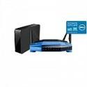 Deals List: Linksys WRT1900AC Dual Band Wi-Fi Router & Buffalo DriveStation 3TB External HD + $50 Dell eGift Card