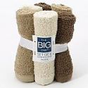 Deals List: 6 Pack The Big One Solid Washcloth