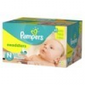 Deals List: 2-Pack Pampers Swaddlers Diapers Super Pack + Free $15 Gift Card
