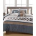 Deals List: Sunham Aidan 8-Pc. Queen Bedding Ensemble