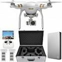 Deals List: DJI Phantom 3 PRO Quadcopter Drone w/ 4K Camera + 32GB Flash Drive + Extra DJI Battery + Hard Case + Corel Paintshop X8