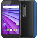 Deals List: Motorola Moto G XT1540 3rd Gen 8GB Smartphone (Unlocked, Black with Additional Blue Shell)
