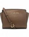 Deals List: MICHAEL Michael Kors Charlton Large Leather Crossbody Bag, Vanilla