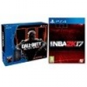 Deals List: Playstation 4 500GB Console COD: Black Ops III + NBA 2K17 + Free $75 Dell GC