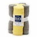 Deals List: 6-Pack The Big One Solid Washcloth