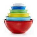 Deals List: Martha Stewart Collection 10-Pc. Glass Mixing Bowl Set