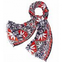 Deals List: Fret-print olong scarf