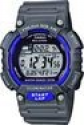 Deals List: Casio Core Men's STL-S100H-8AVCF Digital Solar-Powered Gray Resin Watch
