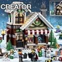 Deals List: LEGO Creator Expert Winter Toy Shop 10249