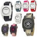 Deals List: Women's August Steiner AS8176 Swarovski Crystal Bezel Leather Watch