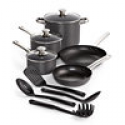 Deals List: Martha Stewart Collection 12-Pc. Speckle Cookware Set