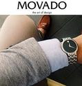 Deals List: Movado 0606337 Mens Veturi Watch