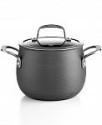 Deals List:  Belgique Hard-Anodized 3-Qt. Soup Pot with Lid