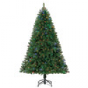 Deals List: National Tree 30-inch Unlit Cashmere Cone and Berry Decorated Artificial Wreath