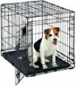 Deals List: MidWest Life Stages Folding Metal Dog Crate