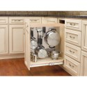 Deals List: Rev-A-Shelf 8-inch Base Cabinet Organizer with Stainless Steel Panel