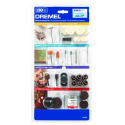 Deals List: 162-pc Dremel Accessory Kit Cutting, Sanding, Polishing, Grinding and Cleaning