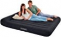 Deals List: Intex Pillow Rest Classic Airbed with Built-in Pillow and Electric Pump, Queen