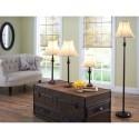 Deals List: Better Homes and Gardens 4-Piece Lamp Set, Dark Brown Finish