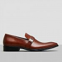 Deals List: FIT THE BILL SLIP-ON LOAFER - BROWN