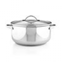 Deals List: Tools of the Trade Stainless Steel 8 Qt. Casserole with Lid