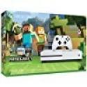Deals List: Microsoft Xbox One S 500 GB Minecraft Bundle
