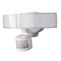Deals List: Lithonia Lighting White LED Outdoor Flood Light with Motion Sensor