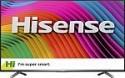 """Deals List: Hisense - 50"""" Class (49.5"""" Diag.) - LED - 2160p - Smart - 4K Ultra HD TV - Gray, 50H6C"""