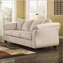 Deals List: Signature Design by Ashley Madeline Fabric Pad-Arm Sofa