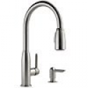 Deals List: Peerless Stainless 1-Handle Pull-Down Kitchen Faucet P88103LF-SSSD